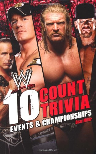 10 Count Trivia: Events and Championship (WWE)