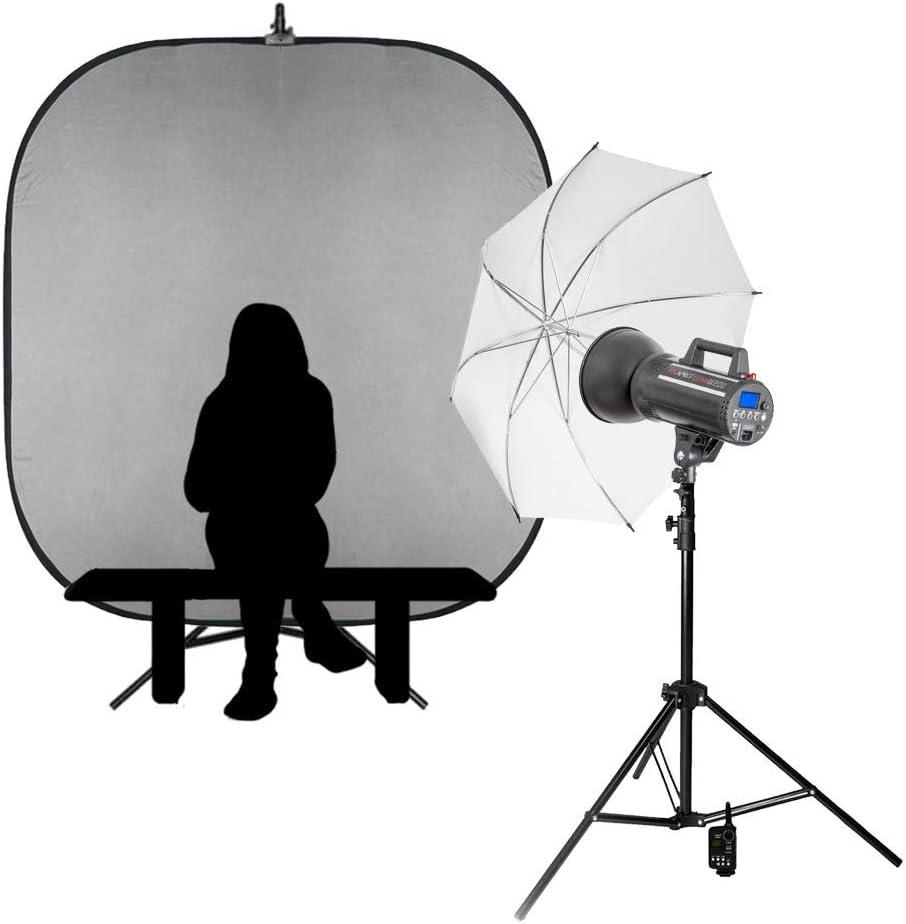 Bright Creations 200-pack Feuilles Mobiles Grand Flash de Studio Cartes Vierges avec Deux Anneaux m/étalliques 5,5 x 2,5 Pouces