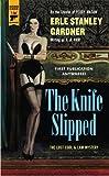 Image of The Knife Slipped (Hard Case Crime)