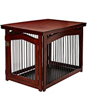 Merry Products 2-in-1 Configurable Crate and Gate, Medium