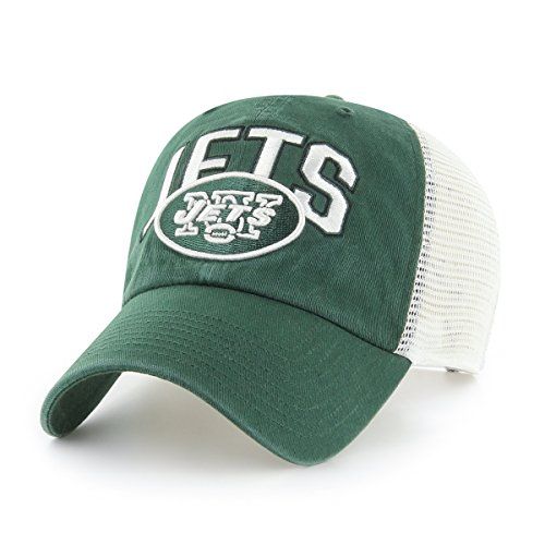 f6b40cad00d New York Jets Fitted Hats