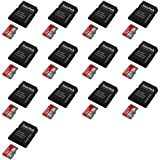 13 x Quantity of Microsoft Lumia 735 32GB Micro SD Memory Card SDHC Ultra Class 10 with Adapter up to 48MB/s - FAST FREE SHIPPING FROM Orlando, Florida USA!