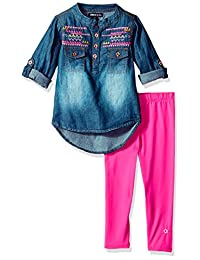Limited Too baby-girls Baby 2 Piece Set Long Sleeve Top and Legging Pant