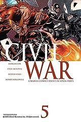 Civil War #5 (of 7) (English Edition) eBook Kindle
