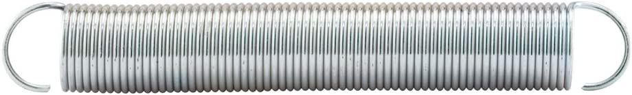 9//16 x 4 Handyman Prime-Line Products SP 9669 Single Loop Open Extension Spring with .047 Diameter Steel