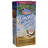 Almond Breeze Almond Coconut Unsweetened, 32 oz