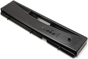 154644803 Dishwasher Control Panel (Black) Genuine Original Equipment Manufacturer (OEM) Part Black