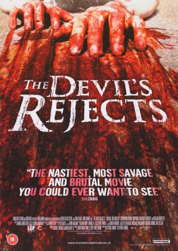 THE DEVIL/'S REJECTS NEW 24X36 MOVIE POSTER RARE PRINT