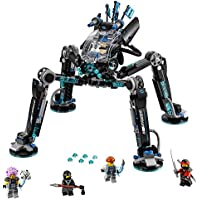 LEGO Ninjago Movie Water Strider 70611 Building Kit (494...