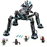 LEGO Ninjago Movie Water Strider 70611 Building Kit (494 Piece)