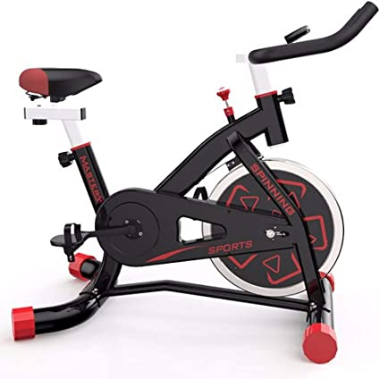 Inicio Juego Bicicleta De Spinning, Ultra Silencioso Pequeña ...