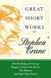 The collected short work of an American master, including The Red Badge of Courage and Maggie: A Girl of the Streets.    Stephen Crane died at the age of 28 in Germany. In his short life, he produced stories that are among the most enduring in the...