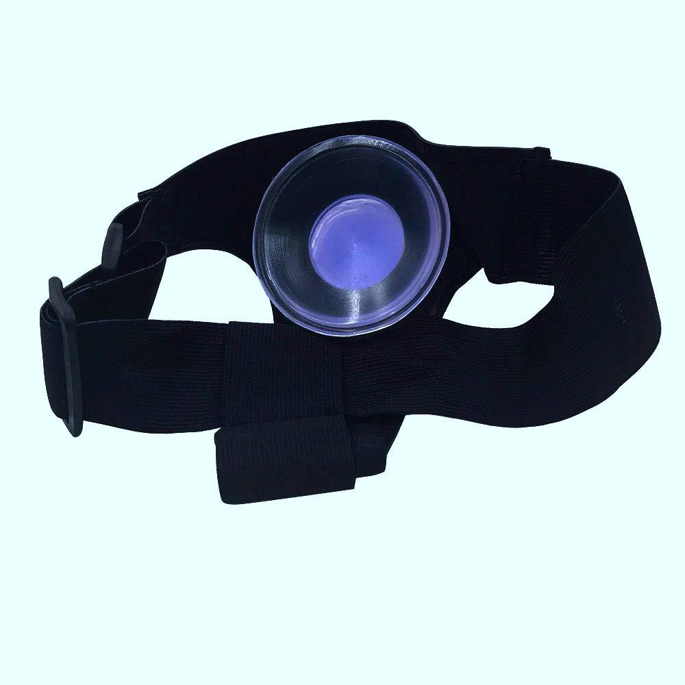 SYXL Dǐldo Palillo usable Respetuoso del PVC Medio Ambiente del Masaje de la Ventosa del PVC del de Dǐldo Realista Femenino (Color f884a4