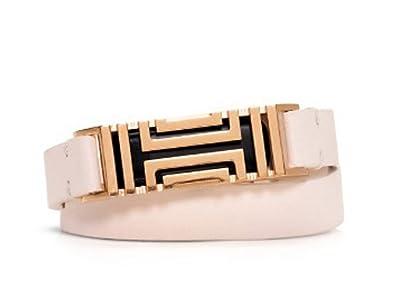 1ff6b89d93b Tory Burch for Fitbit Fret Double Wrap Bracelet  Amazon.co.uk  Jewellery