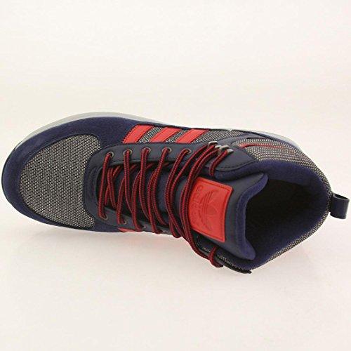 Scarpone Adidas Da Uomo Con Chasker Gtx (bianco / Rosso Collegiale / Trasparente Onice) Taglia 11 Us