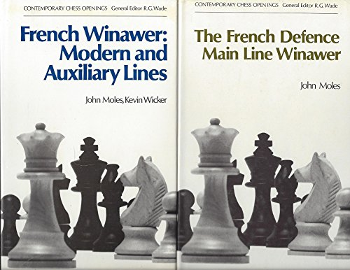 French Winawer: Modern and Auxiliary Lines (Contemporary Chess Openings)