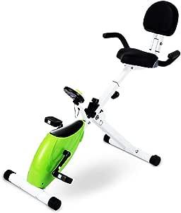 Bicicleta de ejercicios Bicicleta Giratoria Mini Hogar Bicicleta ...