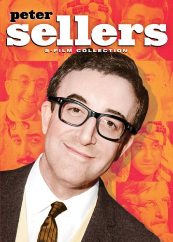 UPC 012236102052, Peter Sellers: 5 - Film Collection
