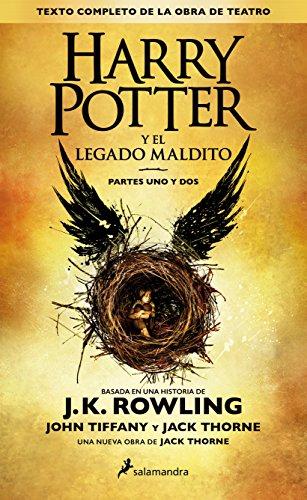 Harry Potter y el legado maldito (Spanish Edition)