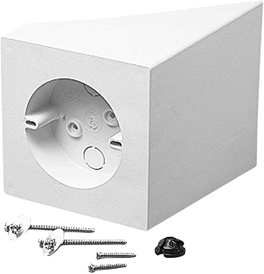 Amazon Com Arlington Fb450 Ceiling Fan Fixture Mounting Box 9 729 Inch X 8 000 Inch X 8 Inch 14 5 Cubic Inch Home Kitchen