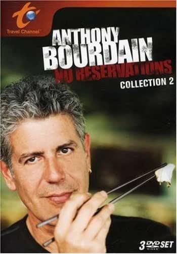 Anthony Bourdain - No Reservations Collection 2