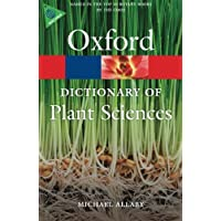 A Dictionary of Plant Sciences 3/e (Oxford Quick Reference)