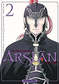 The Heroic Legend of Arslân, tome 2 par Hiromu Arakawa