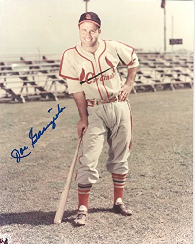 (Joe Garagiola (d. 2016) Signed Autographed 8x10 Photo (St. Louis Cardinals) - COA Matching Holograms)
