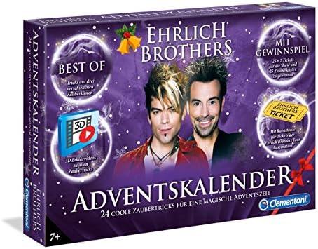 [해외]Clementoni 59084?Advent Calendar The Magic???More Colours / Clementoni 59084?Advent Calendar The Magic?-?More Colours