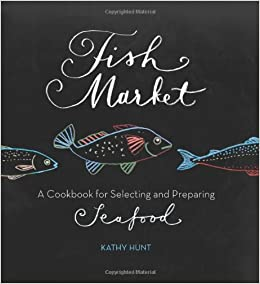How to start a descriptive writing about a fish market?