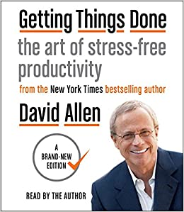 Book Getting Things Done: The Art of Stress-Free Productivity