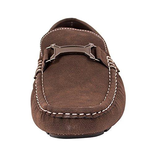 Beverl St Manar Skor Dressy Mocassin Loafers (rds45 Brun)