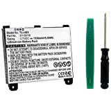 Tablet Battery Compatible with Amazon Kindle D00511 Tablet Battery TLI-003 Li-Ion Battery - Rechargable Ultra High Capacity (Li-Ion 3.7V 1530 mAh)