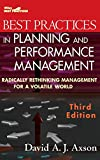img - for Best Practices in Planning and Performance Management: Radically Rethinking Management for a Volatile World book / textbook / text book