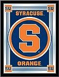 NCAA Syracuse Orange Logo Mirror, 17 X 22-Inch