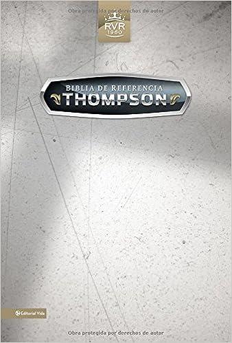Biblia de referencia thompson rvr 1960 spanish edition zondervan biblia de referencia thompson rvr 1960 spanish edition zondervan 9780829768312 amazon books fandeluxe Image collections