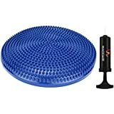 Wacces Athletic Inflatable Twist Massage Balance Board
