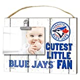 "KH Sports Fan 10"" x 8"" Toronto Blue Jays Clip It Weathered Baby Logo Photo Frame"
