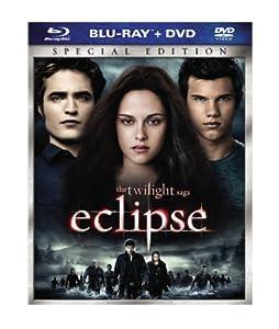 Cover Image for 'Twilight Saga: Eclipse (Single-Disc Blu-ray/DVD Combo), The'