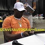 Deion Sanders Autographed Atlanta Braves Black Rawlings Bat JSA