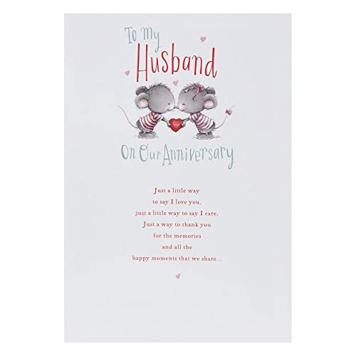 10th Wedding Anniversary Quotes For Husband: My Husband 10th Wedding Anniversary Card