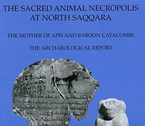 The Sacred Animal Necropolis at North Saqqara: Mother of Apis and Baboon Catacombs (Excavation Memoirs)