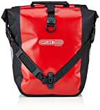 Ortlieb Front Roller Classic Red-Black Panniers 2016