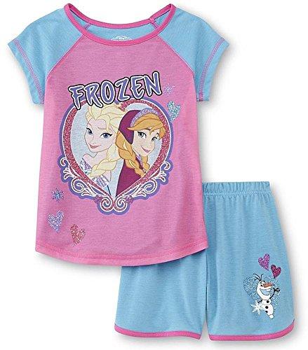 Disney Frozen Premium Pajama Girls