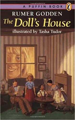 The Doll S House Rumer Godden Tasha Tudor 9780140309423 Amazon