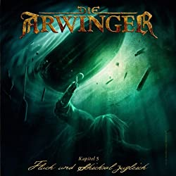 Fluch und Schicksal zugleich (Die Arwinger 5)