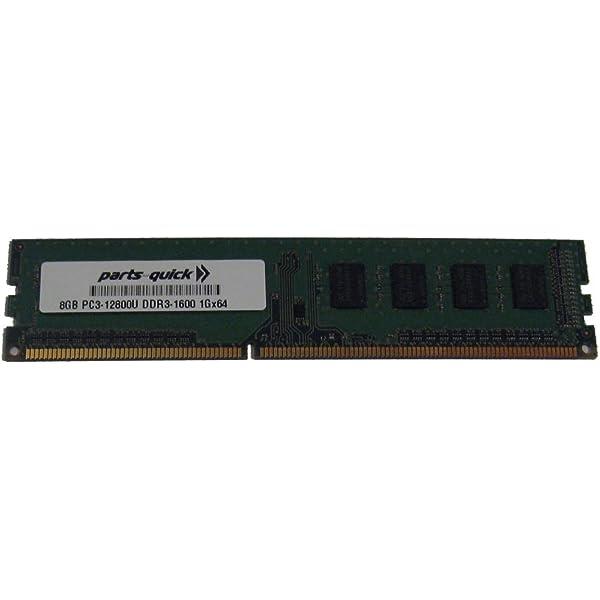 Memory for HP ProDesk 600 G3 Series Mini Desktop DDR4 2400MHz SODIMM RAM PARTS-QUICK Brand 16GB 1x16GB