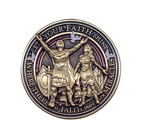 Faith (Armor of God) Lapel Pin
