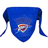 Hunter MFG Oklahoma City Thunder Mesh Dog Bandana, Large
