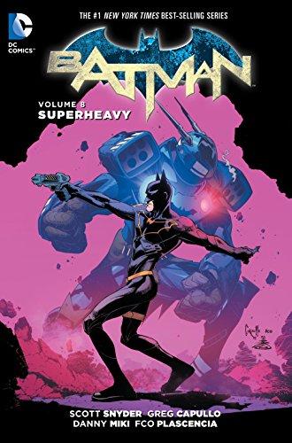 Batman Vol. 8: Superheavy (The New 52) (Batman: the New 52!)